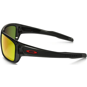 Oakley Turbine XS Glasses Youth grey smoke/ruby iridium